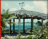 norman's cay gazebo