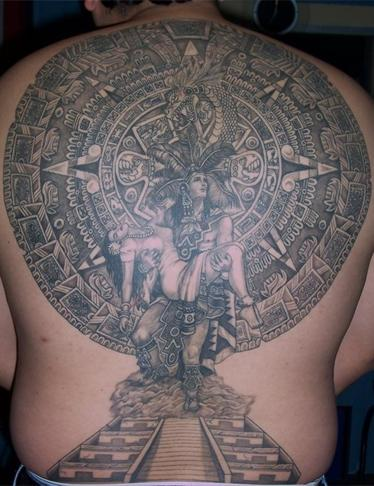 aztec-tattoo