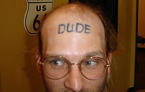 Really bad tattoo