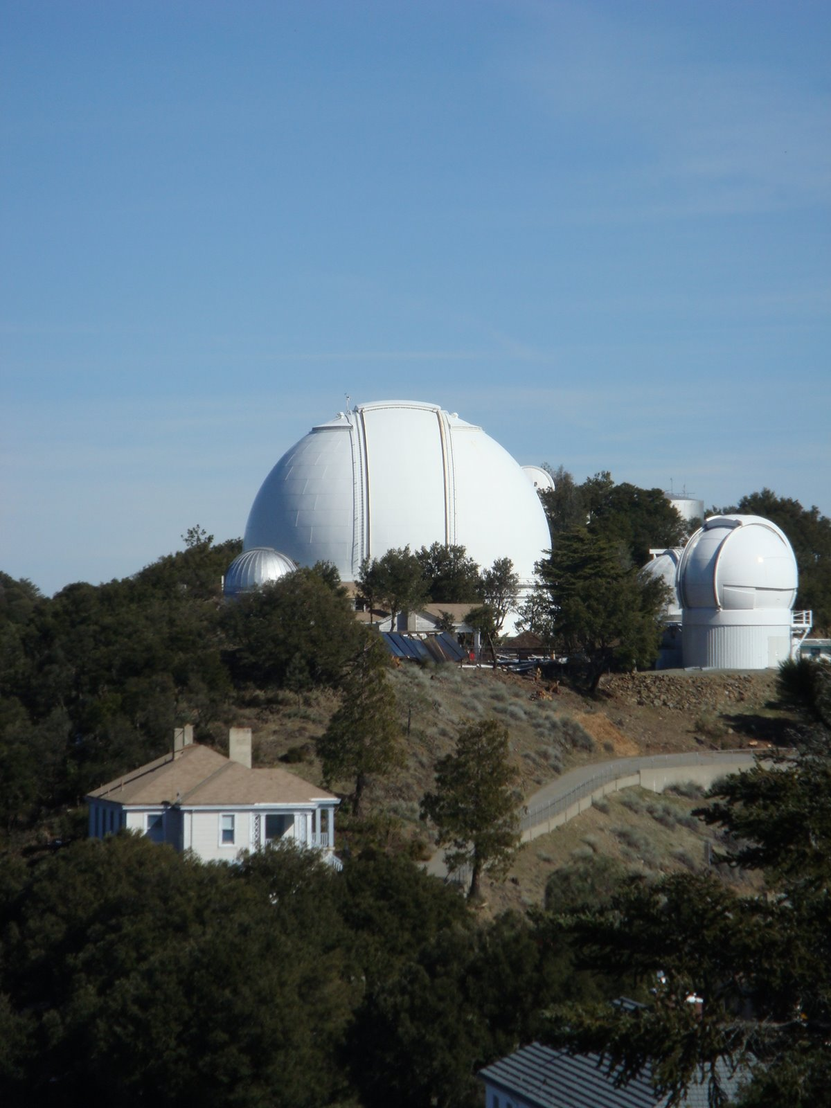 lick observatory telescope