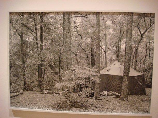 An-My-Le-soldiers-asleep-virginia-woods