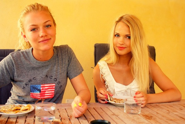 beautiful norwegian girls