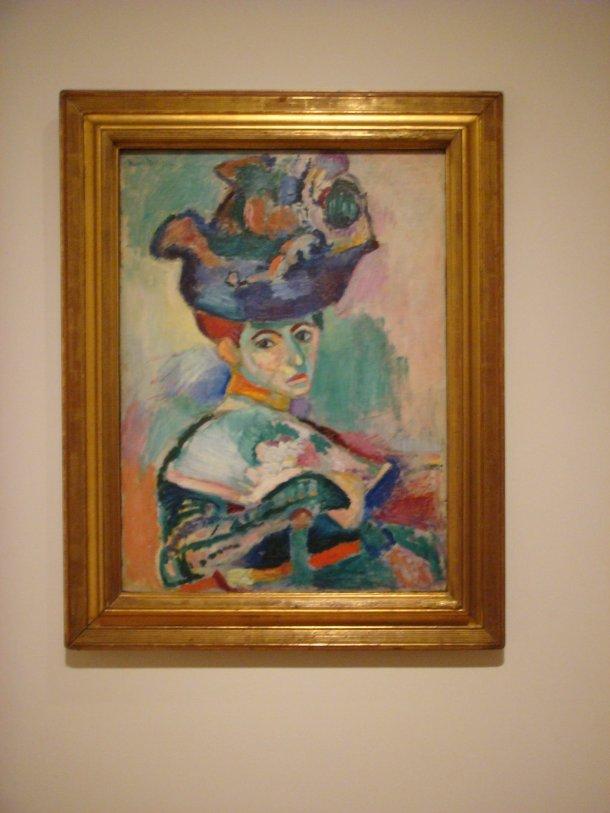 Henri-Matisse-Femme-au-chapeau-Woman-with-a-Hat