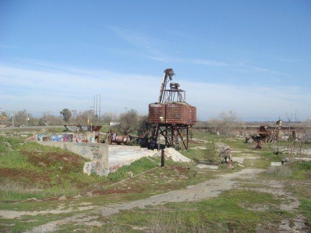 silica-mining