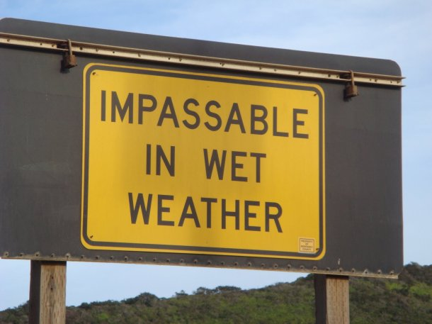 impassable-in-wet-weather