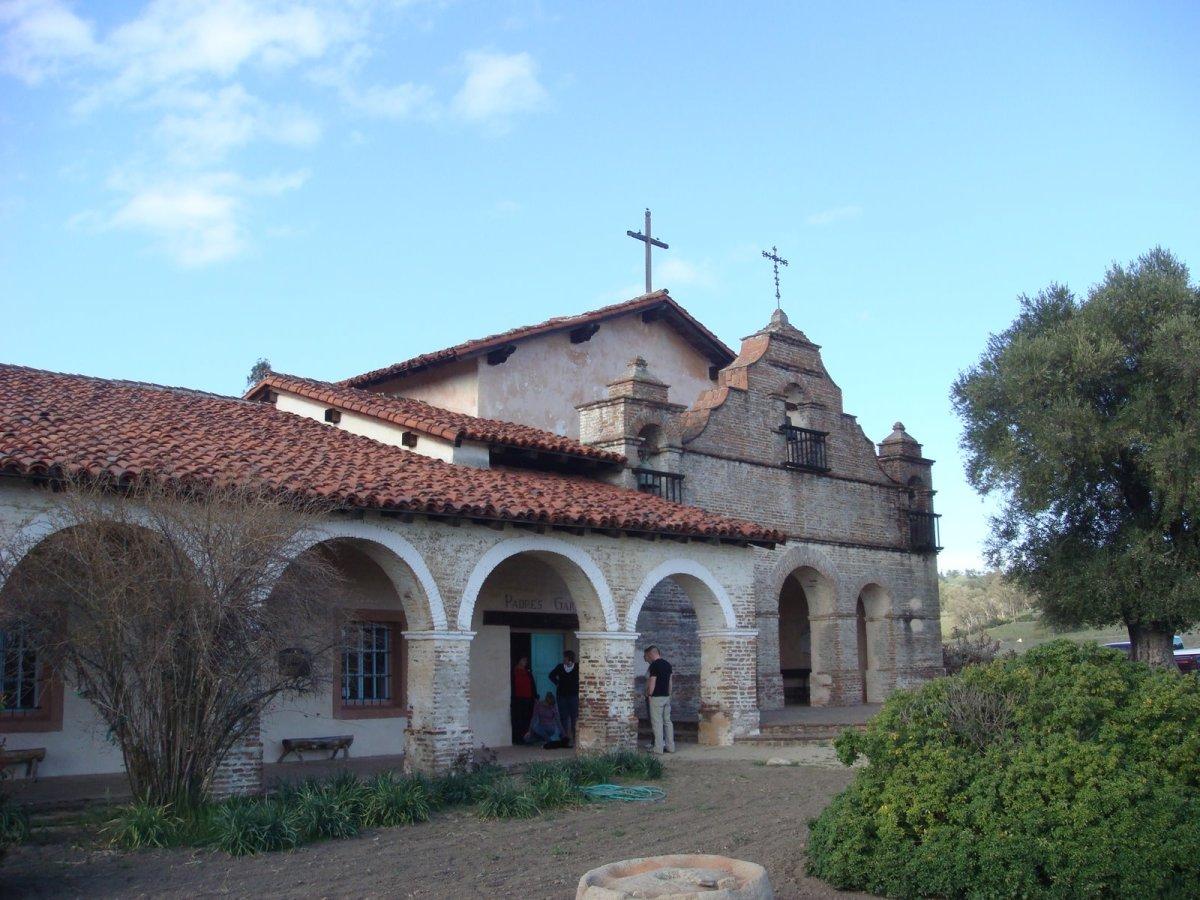 Mission San Antonio De Padua The Velvet Rocket