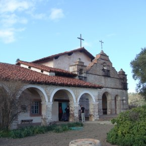Mission San Antonio dePadua