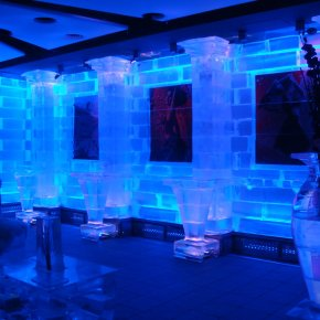 Chill Out – An Ice Bar In Dubai…