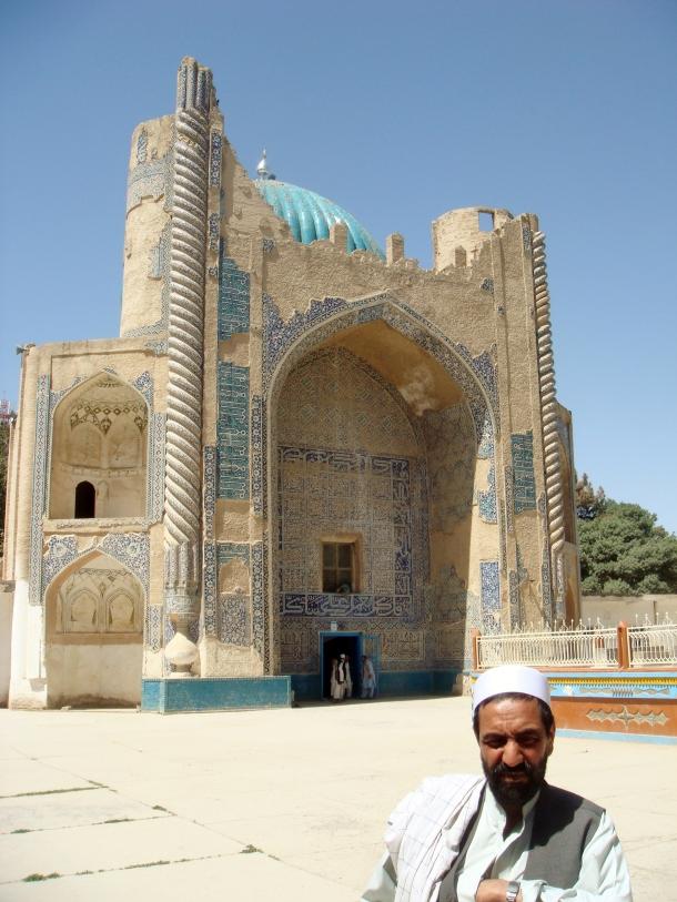 Khwaja-Parsa-Mosque-Balkh