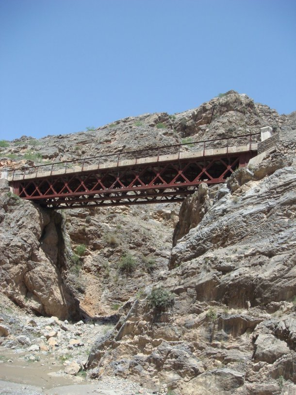 khyber pass railroad