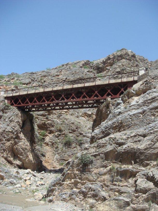 khyber pass railroad