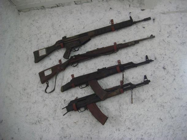 OMAR Mine Museum Kabul