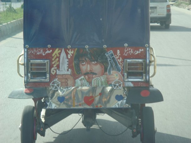 rickshaw-JALALABAD