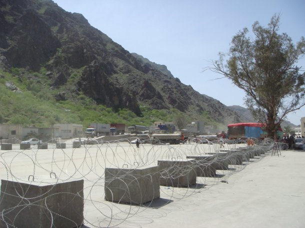 torkham border crossing