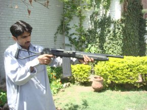 Weapons Smuggling in Pakistan: Killing is my business… And business is good!