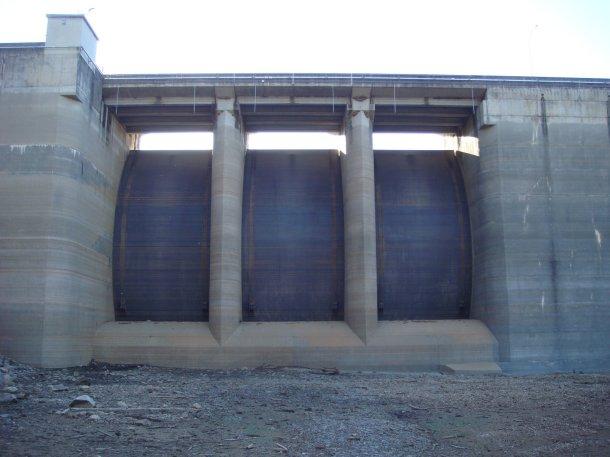bullards bar dam