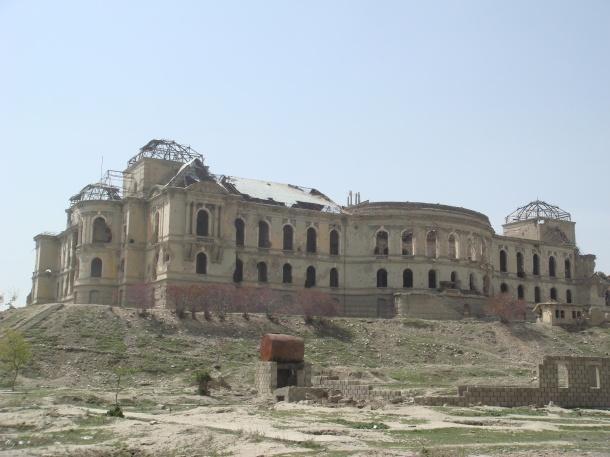 kabul-Darulaman-Palace