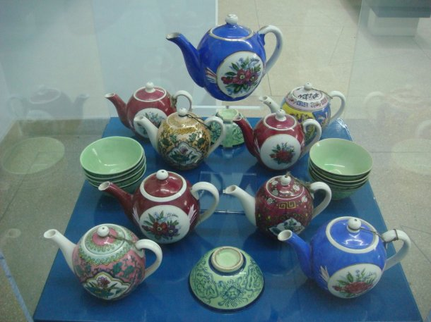 teapots-Tashqurghan