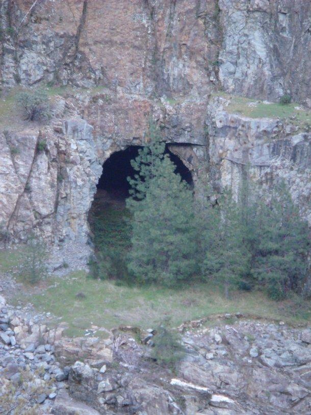 yuba river diversion tunnel