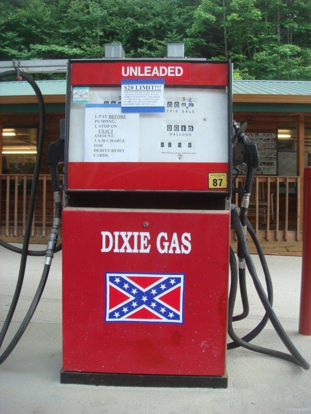 dixie-gas