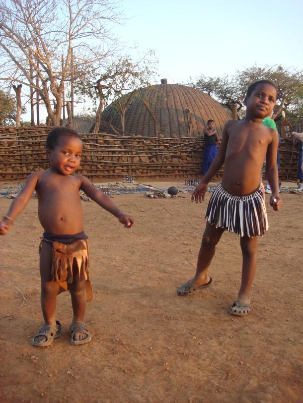 zululand children