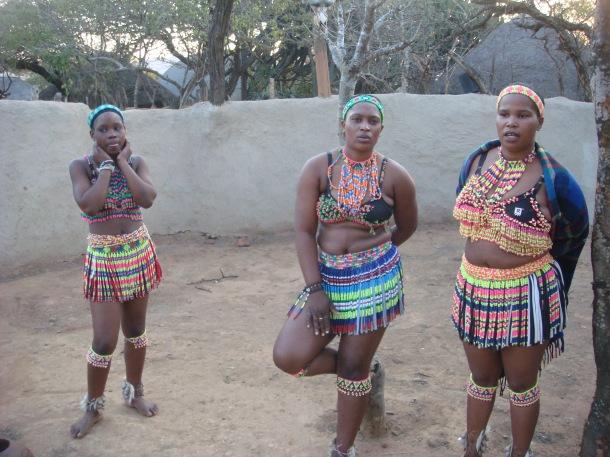 zululand women