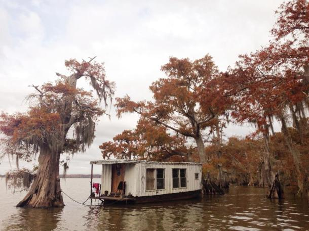 louisiana-bayou-home