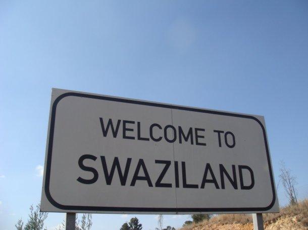 swaziland-border