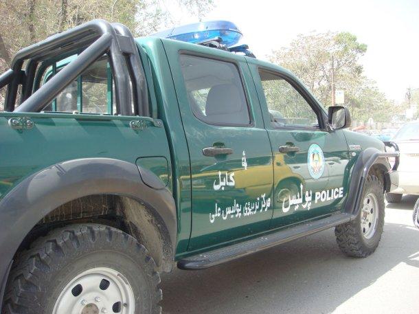 afghan-police-kabul