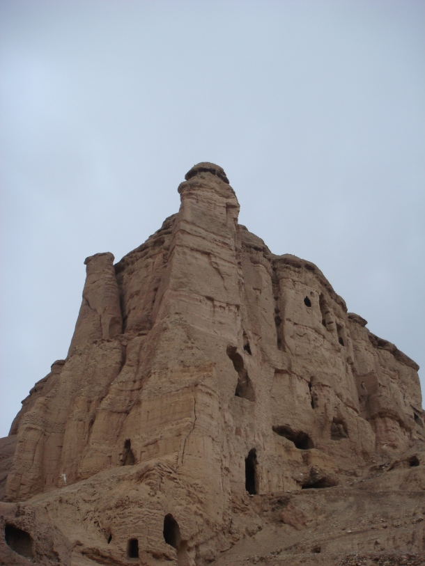 bamiyan-cliffs