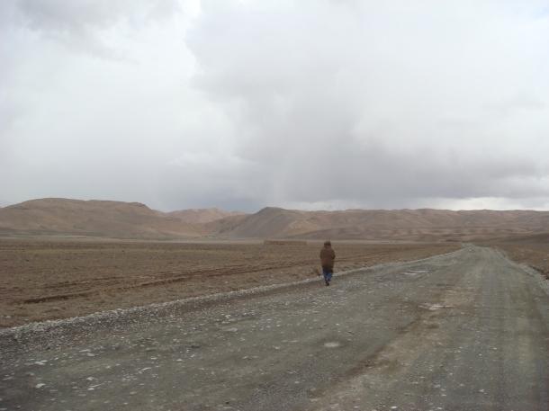 Band-e-Amir road