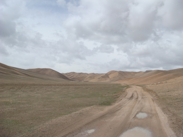 Band-I-Mir road