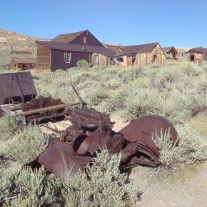 California Ghost Towns: Bodie