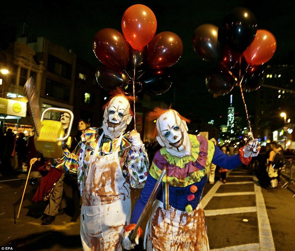 creepy-clown-costume  sc 1 st  The Velvet Rocket & Great Halloween Costumes   The Velvet Rocket