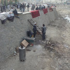 Kabul, Afghanistan – Part 3: Death andDeparture