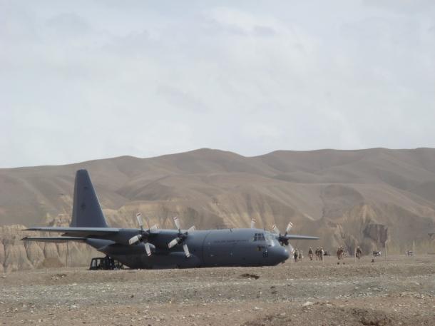 new zealand troops bamiyan afghanistan