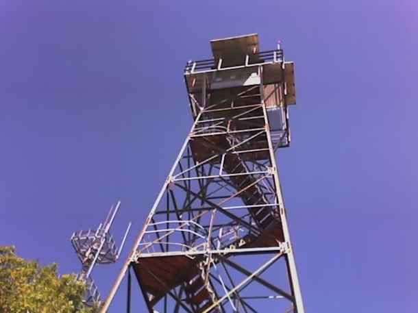 oregon peak lookout