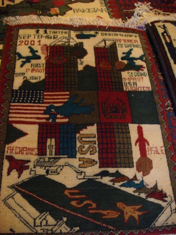 september-11-war-rug-kabul-afghanistan