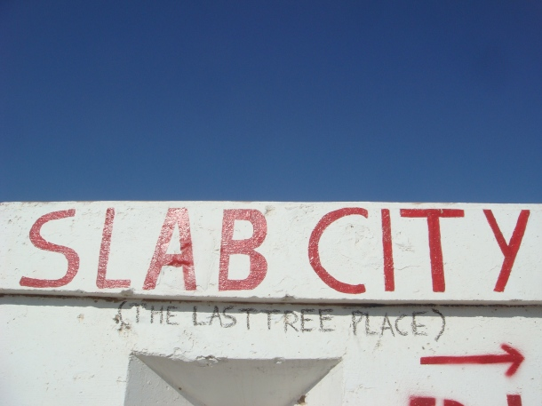 slab city last free place