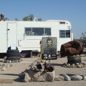 The Salton Sea: Pictures And Scenes Of Slab City