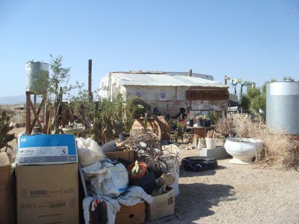the rats nest slab city