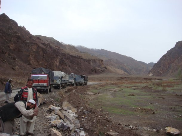 truck-drivers-afghanistan
