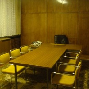 Visiting Stasi Headquarters, Berlin