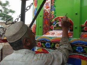 The Peshawar TruckYards