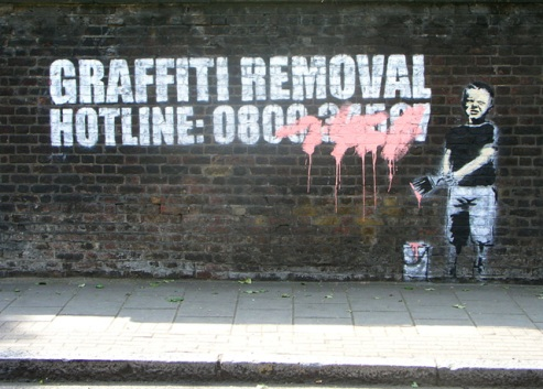 banksy-graffiti-removal
