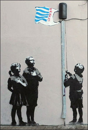 banksy-pledge-of-allegiance