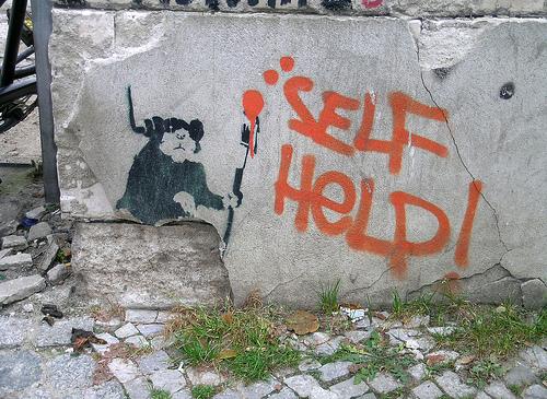 banksy-self-help