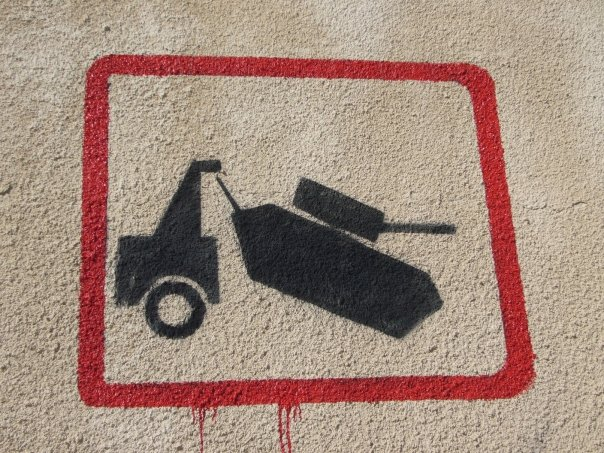 banksy-tow