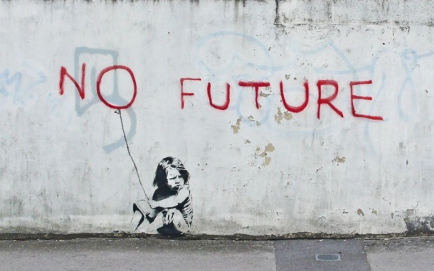nofuture Banksy