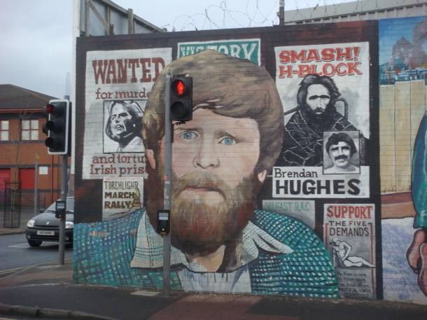 murals northern ireland